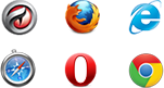 support browsers