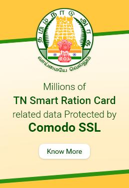 tnpds.gov.in Secured By Comodo SSL